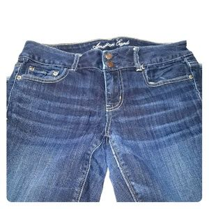 American Eagle Outfitters Jeans - America Eagle Artist fit Jean's